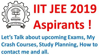 How to get 300+ in JEE 2019 | Tips | Free Courses