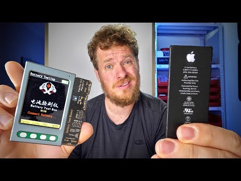 Real Or Fake? Trying To Replace My IPhone Battery In Shenzhen, China