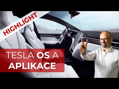 Tesla narušitel: Automotive Software