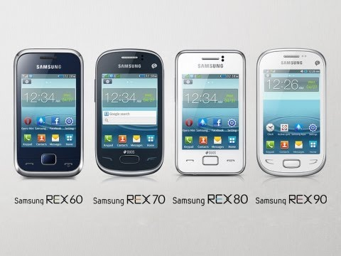 Samsung launches REX 60, REX 70, REX 80 and REX 90 in India, starts from Rs 4,280