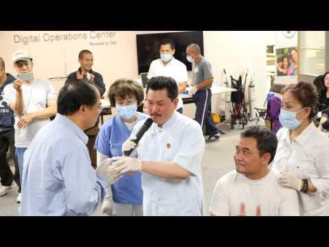 Luong Y Vo Hoang Yen Nhan Bs Tran Hanh Lam De Tu Ti American Red Cross Sillicon Valley 14.5.2015