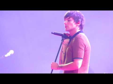 LOUIS TOMLINSON - Habit live in Madrid (14/09/2019)