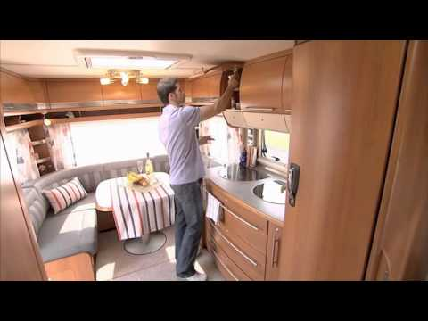 fendt caravan wohnwagen topas produkt video oeni youtube. Black Bedroom Furniture Sets. Home Design Ideas