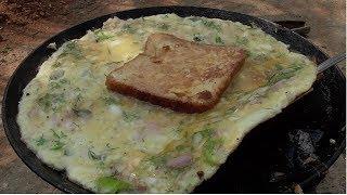 Bread Omelette Recipe | Easy and Quick Bread Omelet | Breakfast & Snack Item