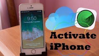 БЛОКИРОВКА АКТИВАЦИИ   КАК отвязать чужой iCloud от iPhone, iPad?