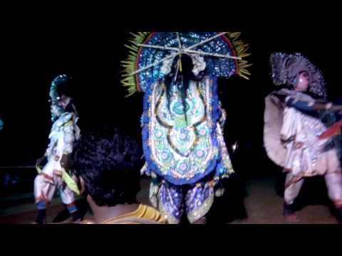 Purulia chhou dance ROYAL CHHOU ACADEMI