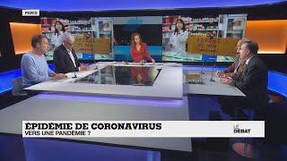 Épidémie de coronavirus : vers une pandémie ?