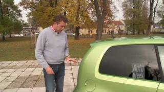 Skoda Citigo roadtest