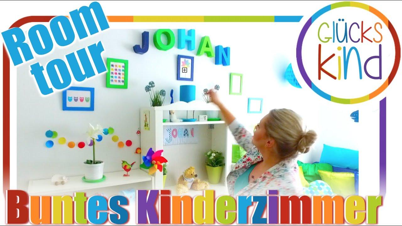 Unser Kinderzimmer (2 Jahre) ❤ #Roomtour ❤ Das Glückskind ...