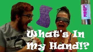 Video 2 - Whats In My Hand? Challenge
