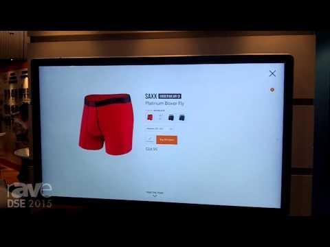 DSE 2015: iQmetrix Demos Endless Aisle Solution for Retail Applications