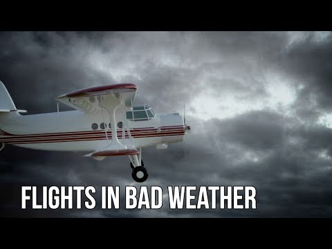 VFR Pilot Flying In IFR Conditions
