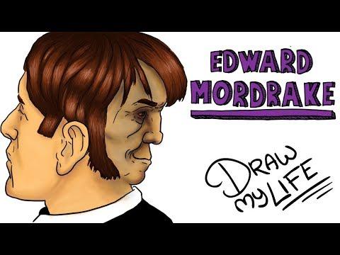 EL CURIOSO CASO DE EDWARD MORDRAKE | Draw My Life
