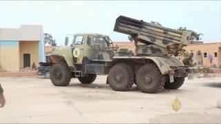 خسائر بشرية لقوات حفتر باشتباكات غربي بنغازي