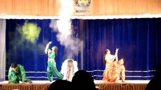 Maa Tujhe Salam - Dance performance at NAIR