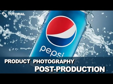 Product Photography POST-PRODUCTION (retouch) TUTORIAL by Andrey Mikhaylov. Advertising Shot