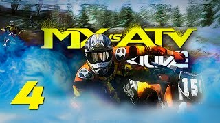 MX vs ATV Alive! - Gameplay/Walkthrough - Part 4 - The Race Line!