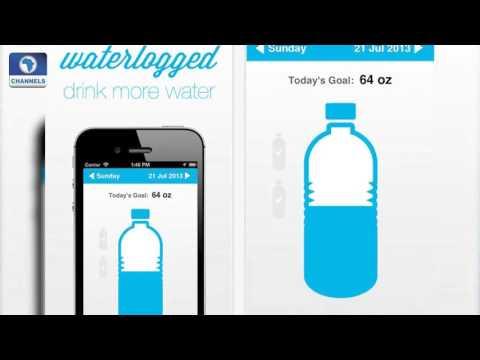 Drink Water App Is App Of The Week On Tech Trends