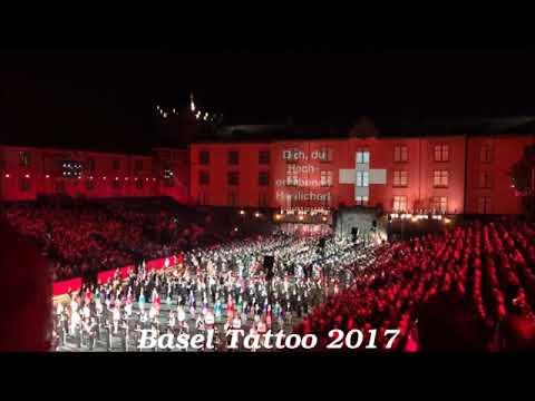 Basel Tattoo 2017