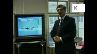 1995 News Report on the Future of Mobile Phone Technology