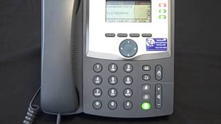 Cisco SPA 303 - Changing Your vPBX Greeting Message