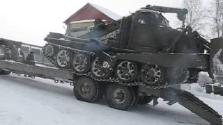 БАТ- Боевой Армейский Тягач