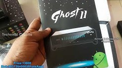 Ghost2 Android 4K Satellite Receiver English