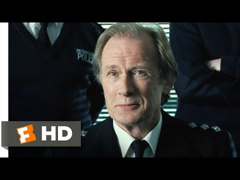 Hot Fuzz (1/10) Movie CLIP - Good Luck Nicholas (2007) HD