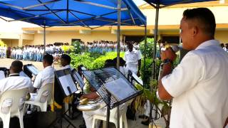 INDIAN NAVY MUSICAL BAND AT RTSS