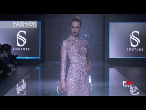 DIMITRI SIDAWEE 2017 Kuwait fashion week in partnership with Oriental fashion show - Fashion Channel