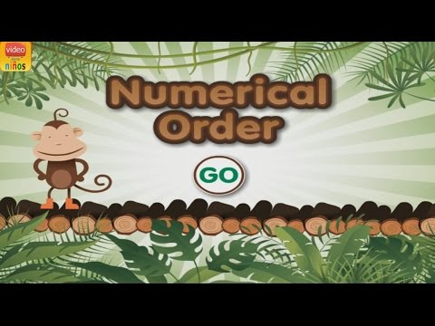 Numerical Order - Game Kids