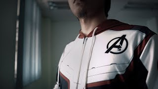 PRODUCT - Avengers Endgame Quantum Realm Suite Hoodie / Sweater