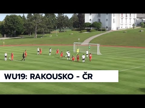 WU19: Rakousko - Česká republika 2:1 (0:0)