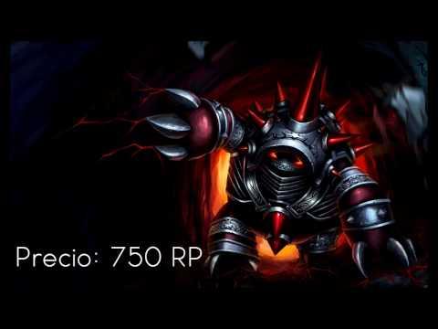 Rammus Cromo - League Of Legends - 2017