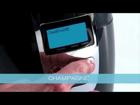 Brookstone Iceless Wine Chiller
