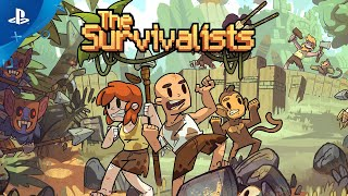 The Survivalists - Official Trailer | PS4