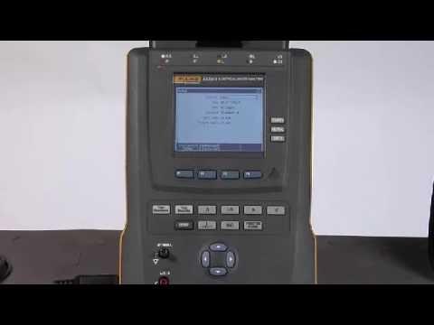 ESA 615 Electrical Safety Analyzer