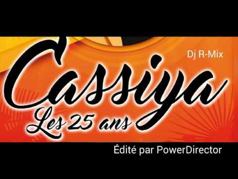 Dj R-Mix - Mix Cassiya (pour les 25 ans d'anniversaire)