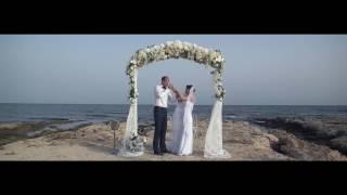 Красивая свадьба на Кипре. Айа-Напа(Свадьба на Кипре, видео и фото, красивая свадебная арка., 2017-02-07T18:58:19.000Z)