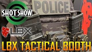 SHOT SHOW 2017 LBX TACTICAL