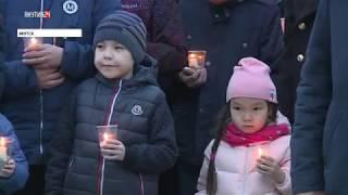 Более 15 тысяч якутян приняли участие в акции «Свеча памяти» в столице Якутии