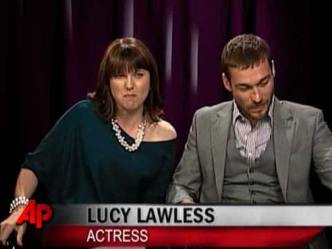 Lucy lawless spartacus sex scene think, that
