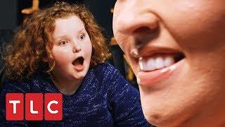 El nuevo rostro de Mama June | Mama June: La transformación | TLC Latinoamérica