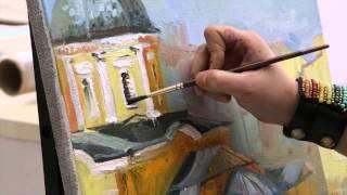 Живопись: практические советы (часть 2). Уроки живописи с Валерией Кунавиной от Art & Metier