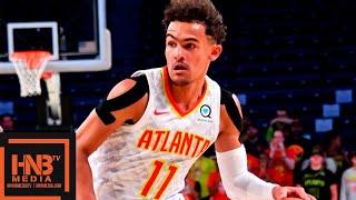 San Antonio Spurs vs Atlanta Hawks Full Game Highlights | 10.10.2018, NBA Preseason