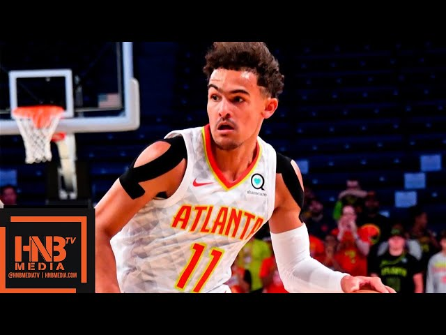 San Antonio Spurs vs Atlanta Hawks Full Game Highlights | 10.10.2018, NBA Preseason