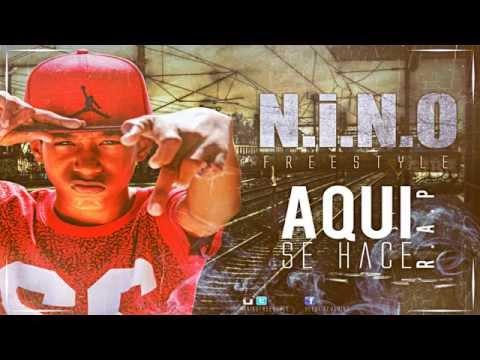 Nino FreeStyle - Aqui Se Hace R.A.P