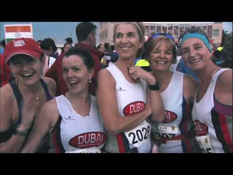 The Spirit of the RAK Half Marathon 2017