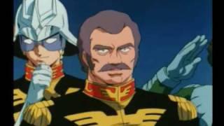 Mobile Suit Gundam Journey To Jaburo Tactics Battle CutScenes - Hail Zeon