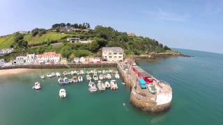 Rozel harbour Jersey
